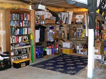 Garage, after
