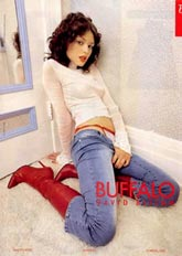 Buffalo Jeans ad - click for more info