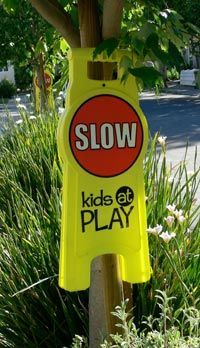 Slow - Kids at Play